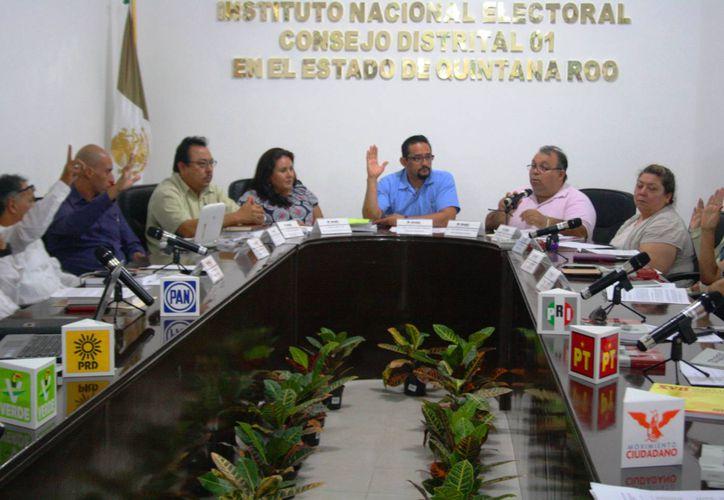 El PAN ya inició su proceso de elección de candidatos para el proceso electoral de 2015. (Daniel Pacheco/SIPSE)