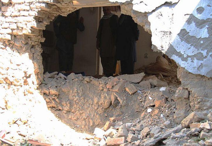 Las tropas estadounidenses en Afganistán bombardearon por error un edificio tomado recientemente por las tropas afganas en la provincia de Helmand. (Getty Images/archivo).