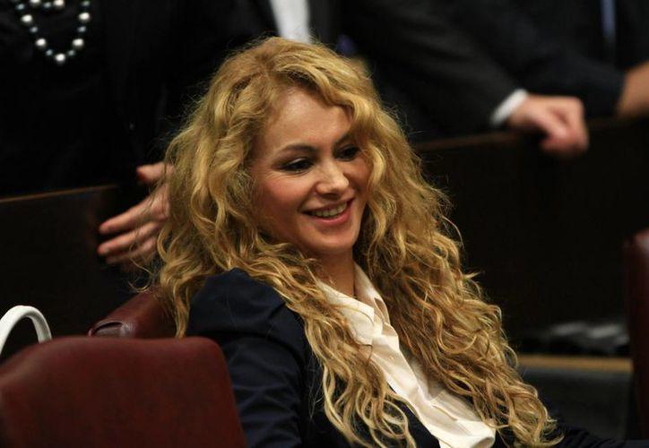 La parte acusadora exige a Paulina Rubio unos 800 mil dólares por gastos de organización del concierto que incumplió. (infragantimagazine.com)