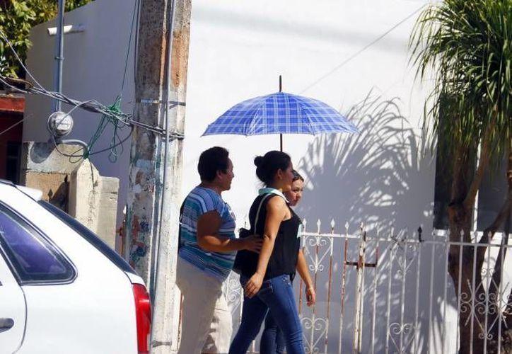 Mérida tuvo ayer una temperatura máxima de 29.4 grados centígrados. (SIPSE)