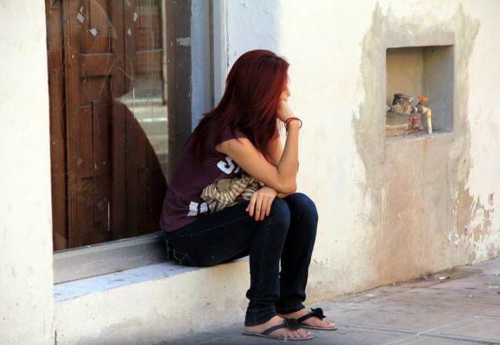 Dado que en Yucatán los casos de depresión y/o suicidios son muy comunes, el estado fue incluído en un estudio genético. (SIPSE/Foto de contexto)