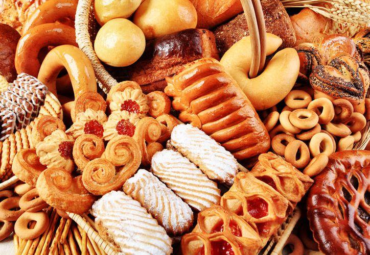 Hay panaderías que desde hace un mes y medio subieron su precio hasta 1.50 pesos por pieza de pan dulce. (Foto: Contexto/Internet).