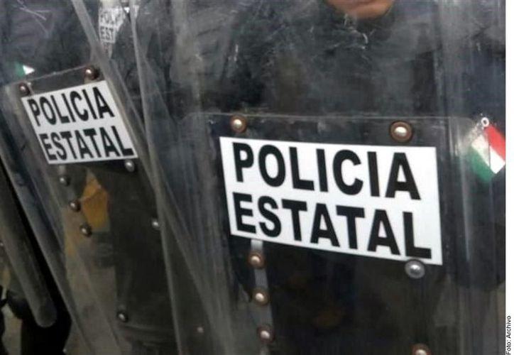 El informe indica que julio ha sido el mes más violento contra elementos de seguridad. (Foto: Reforma)