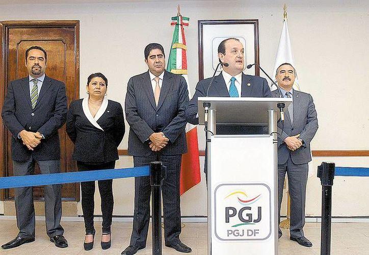 El procurador capitalino, Rodolfo Ríos Garza. (Milenio Novedades)