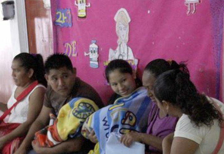 El nacimiento prematuro es  la segunda causa de muerte de menores. (Tomás Álvarez/SIPSE)