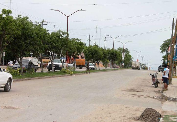 La delincuencia deja en condiciones vulnerables a los habitantes de la alcaldía Javier Rojo Gómez. (Edgardo Rodríguez/SIPSE)