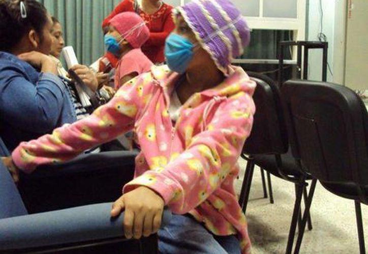 En cinco años en México se detectaron más de 38 mil  400 casos de cáncer infantil. (Archivo/SIPSE)