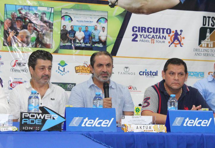 Los organizadores están sorprendidos con la respuesta hacia el evento. (Foto: Novedades Yucatán)