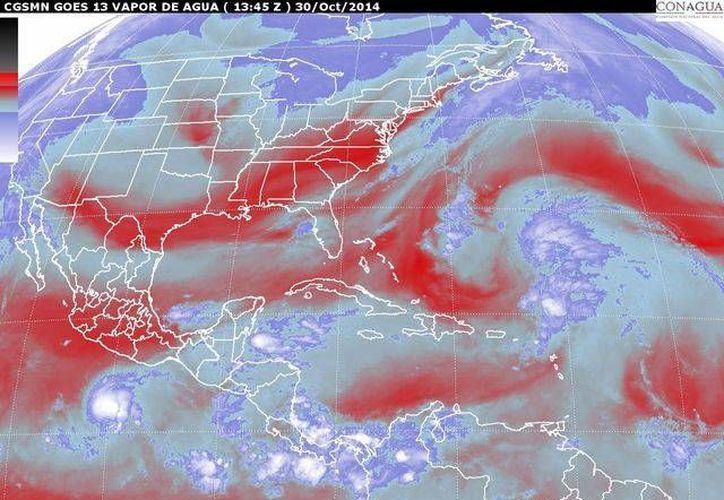 La temperatura máxima será de 30 grados centígrados en Quintana Roo. (Redacción/SIPSE)