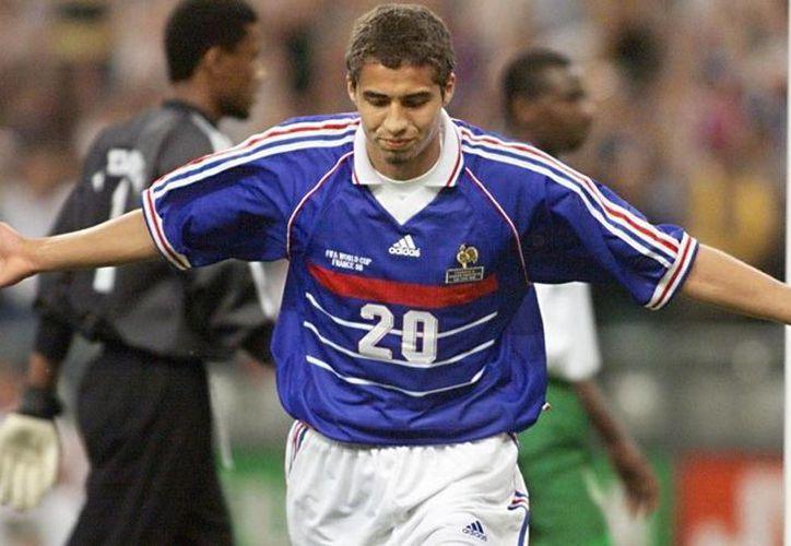 David Trezeguet, quien hoy se retira, fue pieza fundamental para que los galos ganaran la Copa del Mundo de 1998. (eurosport.com)