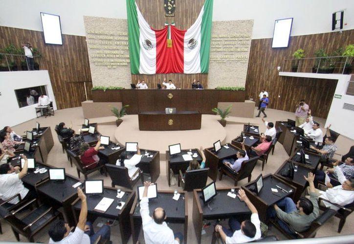 Actualmente el Poder Legislativo está en periodo de receso. (Milenio Novedades)
