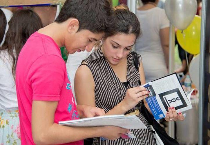 Los estudiantes podrán asistir a la conferencia magisterial impartida por Rashid Abella Yunes, director general del campus Puebla.. (Milenio Novedades)