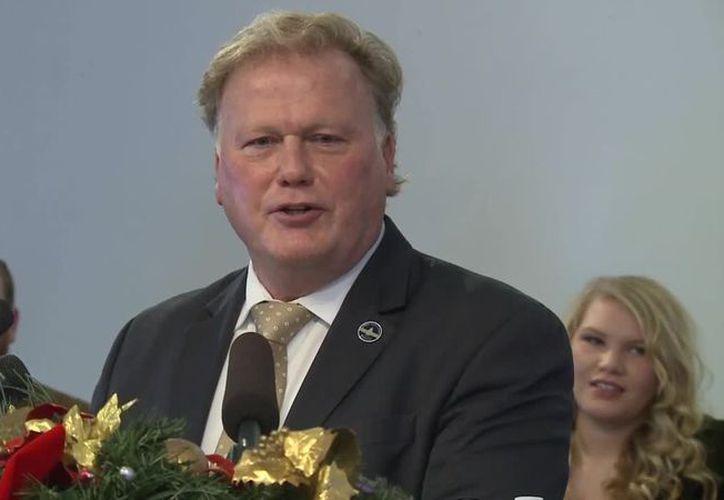Johnson enfrentaba acusaciones de abuso sexual cuando decidió terminar con su vida. (Foto: WLKY-TV)