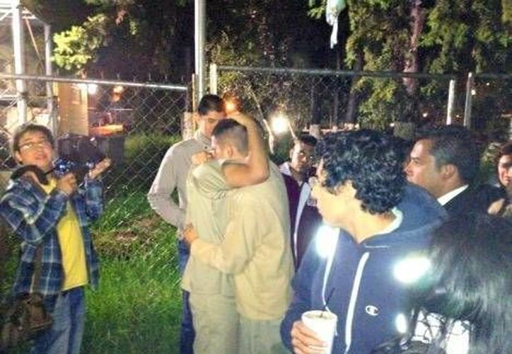 Jessie Alejandro Montaño Sánchez es el único anarquista que permanece preso. (Milenio)