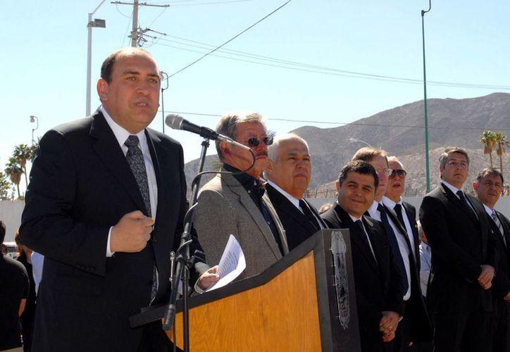 El gobernador Rubén Moreira dijo que se emitirá un comunicado de prensa respecto al tema. (Archivo/Notimex)