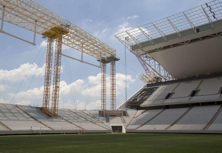 La FIFA espera que el estadio Itaquerao esté totalmente listo para mediados de mayo. (EFE/Archivo)