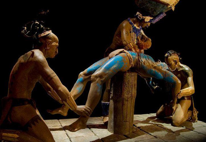 La conferencia pretende ser un acercamiento para entender los usos rituales de los sacrificios en la historia de la humanidad. (Internet/Contexto)
