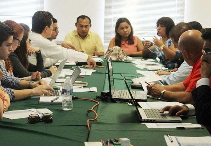 Especialistas en el combate al secuestro se reunieron en Yucatán para compartir estrategias. (FGE)