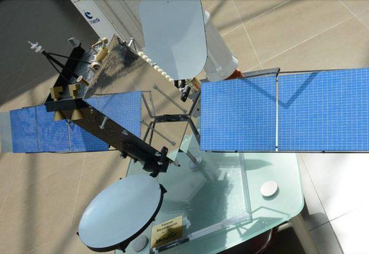 La vida útil del satélite Centenario será de 15 años. (sct.gob.mx)