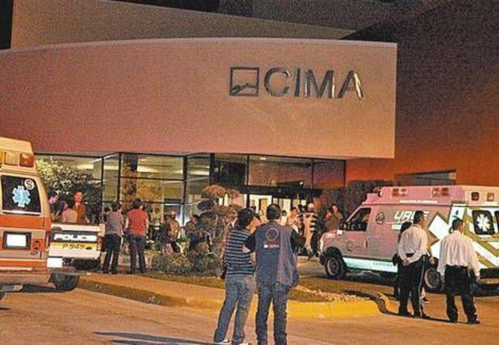 El Hospital Cima de Chihuahua realiza simulacros de emergencia cuando menos una vez al año.   (Milenio)