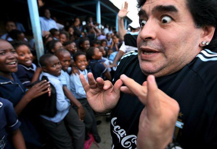 El último caso de dopaje positivo en un mundial fue el de Maradona en Estados Unidos 94. (Foto: Archivo)