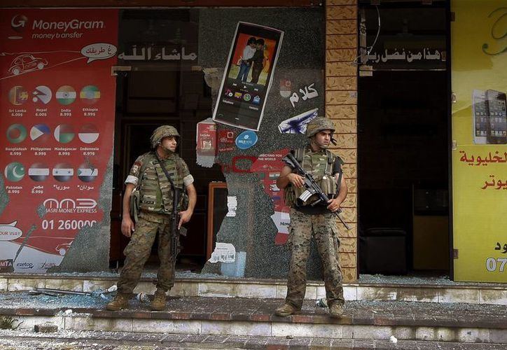 Rebeldes sirios habían amenazado con atacar la zona. (EFE)
