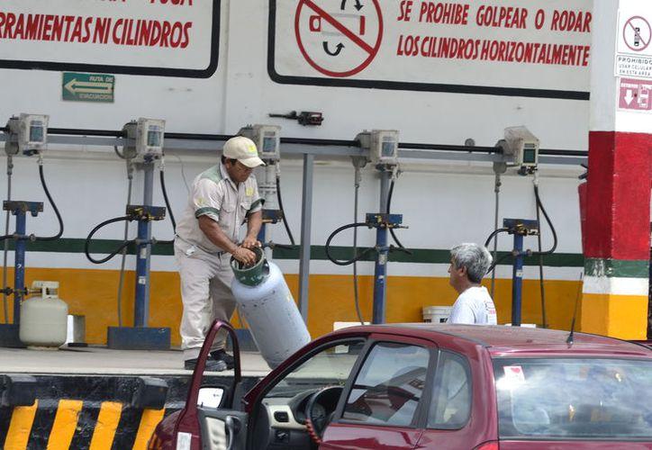 Llega el mes de mayo con un nuevo aumento al gas.(Foto: Daniel Sandoval/ Milenio Novedades)