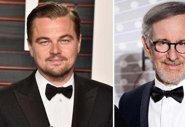 Por el momento, no se sabe la fecha de incio del rodaje, pero es un hecho que Steven Spielberg y Leonardo DiCaprio trabajarán juntos. (Vanguardia MX)