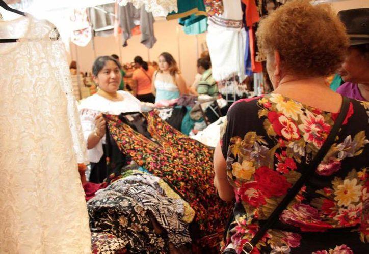 Las empresas locales fueron contactadas durante la Expo Feria del Comercio 2016, que se llevó a cabo el pasado fin de semana en Mérida. (Facebook/ Expoferia)