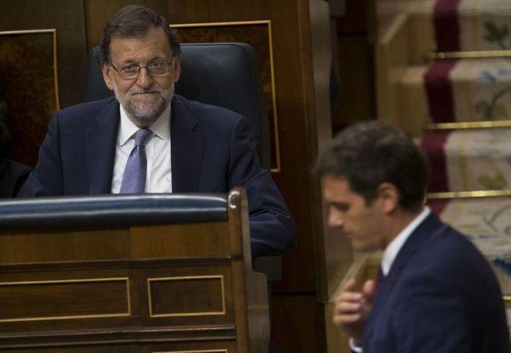 La negativa de la Cámara de los Diputados de España a investir a Mariano Rajoy como presidente parece que llevará al país a unas terceras elecciones. (AP/Francisco Seco)