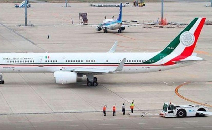 El vocero no aclaró cómo se realizó la supuesta venta de la aeronave. (Internet)