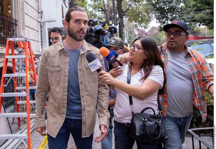 En marzo, el actor Pablo Lyle tuvo un incidente vial con el cubano Juan Ricardo Hernández. (Foto: Reforma)