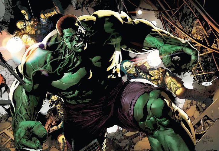 El personaje de Hulk morirá en el número más reciente de Civil War II. (fdzeta.com)