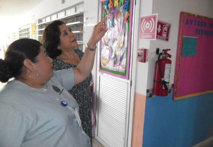 El Cendi 'Amapola' atiende actualmente a 45 niños entre lactantes y maternal. (SIPSE)