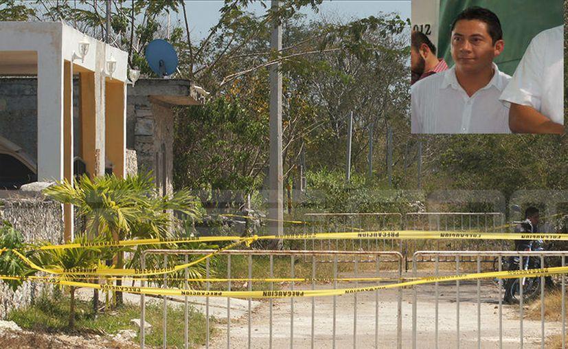 El violento hecho se presentó en el municipio de Kinchil. (SIPSE)