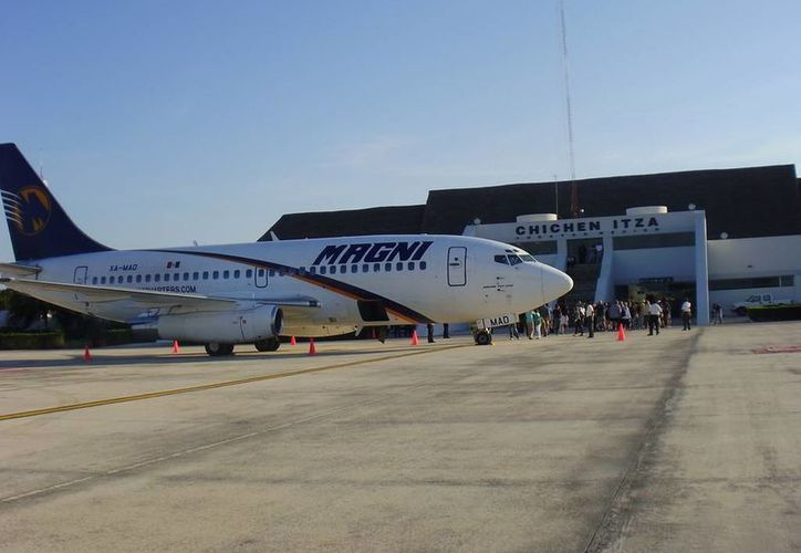 Un vuelo directo entre Chichén Itzá y Cozumel impulsaría a Yucatán en el segmento de convenciones, de acuerdo al secretario de Turismo, Enrique de la Madrid Cordero. (Milenio Novedades)