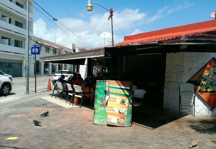 Es la primera vez en 15 años que el mercado tendrá trabajos de remodelación. (Octavio Martínez/SIPSE)