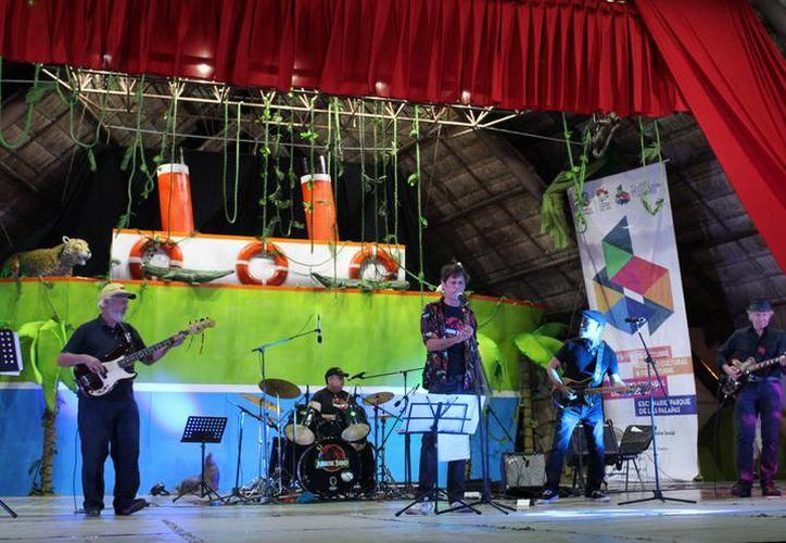 La sede del evento se llevará a cabo en el Parque de las Palapas. (Archivo/ SIPSE)