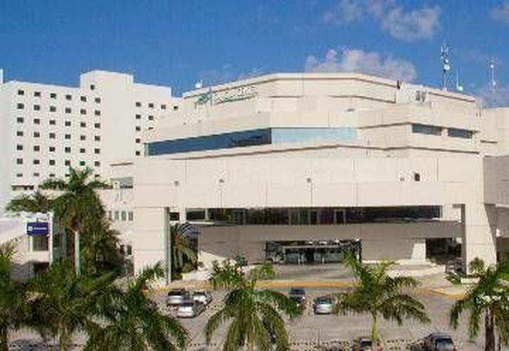 El Centro de Convenciones de Cancún, es la sede donde se lleva a cabo el II Foro de Sustentabilidad, ¿Hacía dónde vamos?. (Foto/Internet)
