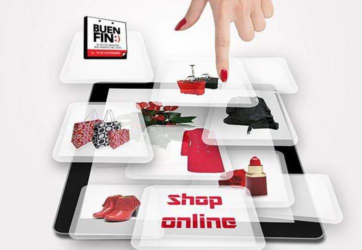 La quinta edición del Buen Fin se realizará del 13 al 16 de noviembre próximo y una de las maneras preferidas de comprar es a través del internet, sin embargo, hay que ser precavidos para evitar fraudes, recomiendan expertos. (altonivel.com)