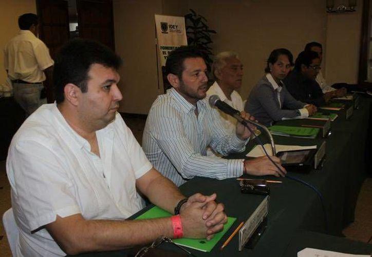 Directivos del Sinade buscarán regresar a los Juegos Centroamericanos del Codicader y otros eventos internacionales. (SIPSE)