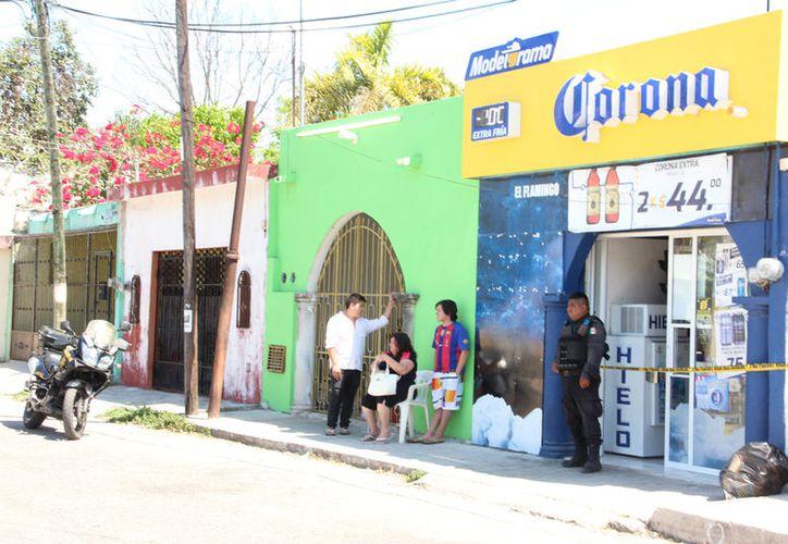 Asaltan agencia de cerveza en la colonia Industrial de Mérida. (SIPSE)