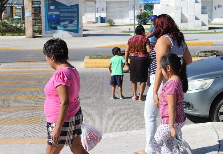 LA Uneme Cisame da capacitación para que atiendan a niños. (Joel Zamora/SIPSE)