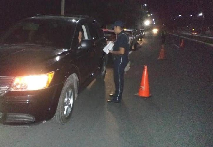 En Quintana Roo ocho de cada 10 accidentes viales son provocados por el consumo de alcohol. (Redacción/SIPSE)