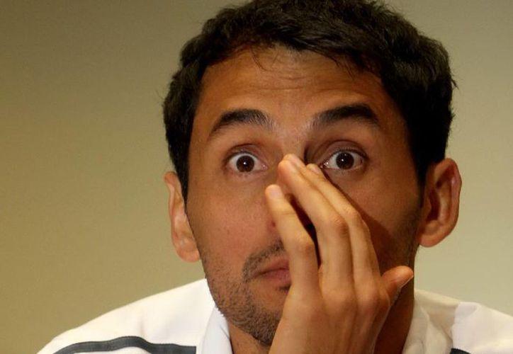 Luis Michel está en la cuerda floja o juega en Chivas USA o para seis meses. No hay de otra para el arquero. (Archivo Notimex)