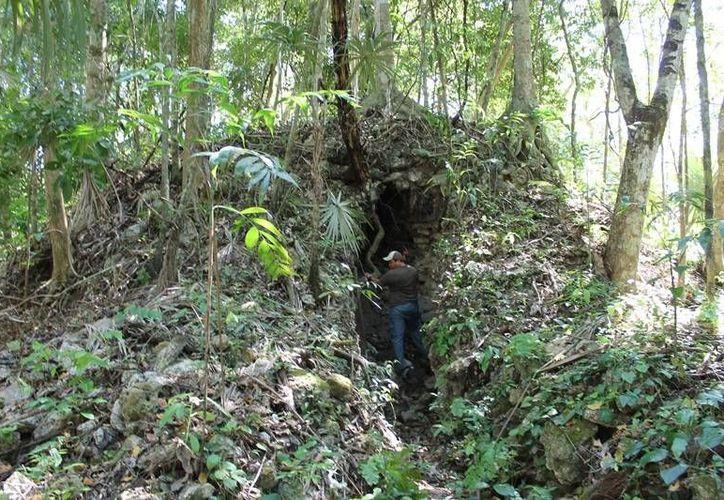 Los trabajos realizados en busca de reliquias ocasionaron daños para el patrimonio cultural no sólo de Quintana Roo, sino de todo México. (Edgardo Rodríguez/SIPSE)