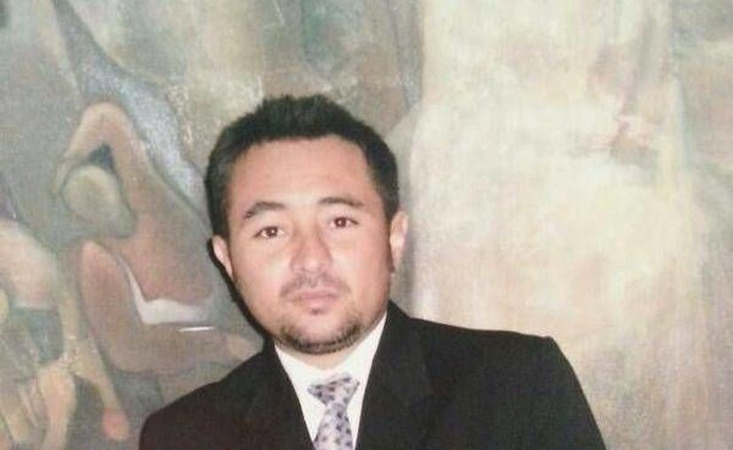 Carlos Piña Alberto llevó a su hijo de la escuela a su casa antes de ser reportado como desaparecido. (Facebook)