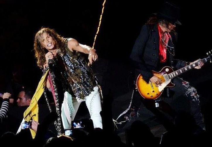 Los seguidores de Aerosmith han comenzado a quejarse a través de las redes sociales tras la cancelación del show.(Foto tomada de Facebook/Aerosmith)