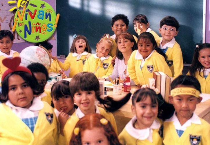 La telenovela se estrenó en el año en el año 2002; Andrea dio vida a la mestra Lupita. (Contexto)