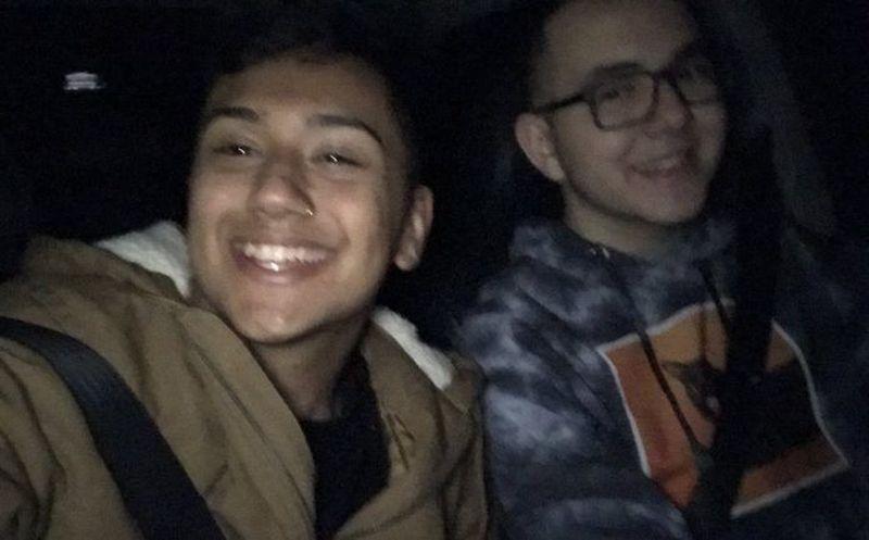 Enamorado, hijo de Jenni Rivera 'presume' a su novio en redes